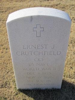 Ernest J Crutchfield