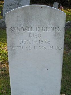 Shubael D. Glines