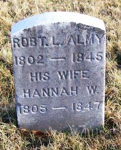 Hannah W Almy