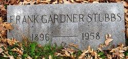 Frank Gardner Stubbs