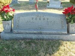 Mary Frances <I>Henson</I> Perry
