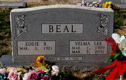 Velma Lee <I>Savage</I> Beal