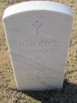 Harold L Garwood