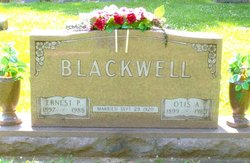 Ernest P. Blackwell