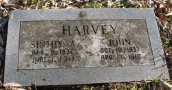 """Synthia A """"Sinthy"""" <I>Grogan</I> Harvey"""