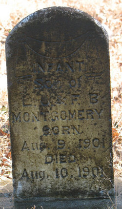 Infant Montgomery