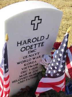 Harold John Odette