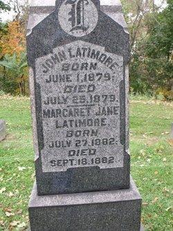 Margaret Jane Latimore