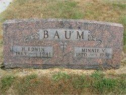 Minnie Victoria <I>McCain</I> Baum