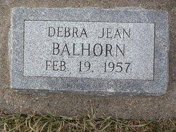 Debra Jean Balhorn