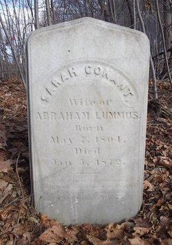 "Sarah ""Sally"" <I>Conant</I> Lummus"