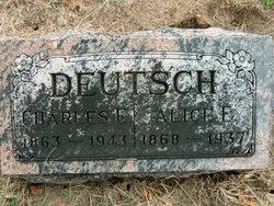 Charles E Deutsch
