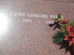 Cindy <I>Ginochio</I> Fields