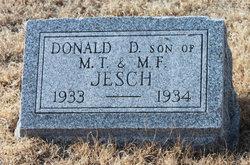 Donald Dean Jesch