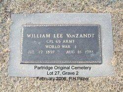 William Lee Van Zandt
