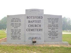 Botsford Baptist Church Cemetery