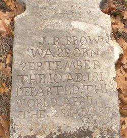Joseph R Brown