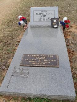 Richard Lewis Cox 1943 2008 Find A Grave Memorial