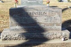 Edith M. <I>Estermann</I> Johnston