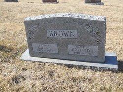 Dorothy F <I>Barbee</I> Brown
