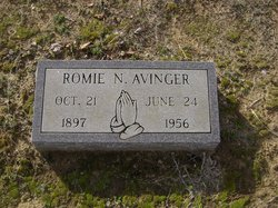 """Romeo N. """"Romie"""" Avinger"""