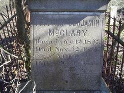 Franklin Benjamin McClary