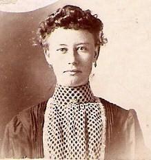 Annie Sophia <I>Lieck</I> Voigt