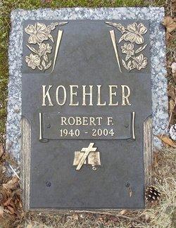 Robert F Koehler