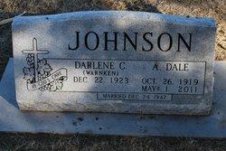 """Alvin D """"Dale"""" Johnson"""