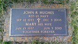 John R Hughes