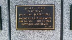 Dorothea E Sisis