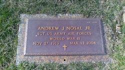 Andrew J Nosal, Jr