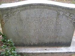 William Rust Baskervill