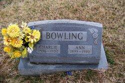 Charlie Bowling
