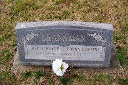 Merle Wayne Branaman