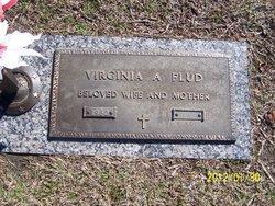 Virginia Aileene <I>Jones</I> Flud