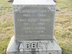 E. Beaumont Abbey