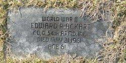 Edward R. Ackart