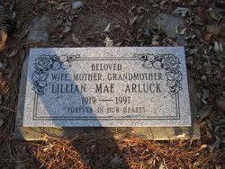 Lillian Mae <I>Griggs</I> Arluck