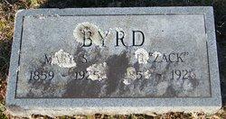 """Henry Taylor """"Zack"""" Byrd"""