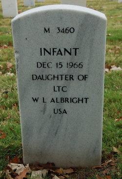 Infant Albright