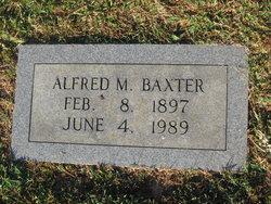 Alfred Monroe Baxter