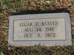 Edgar Eugene Baxter
