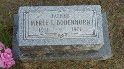 Merle L. Bodenhorn