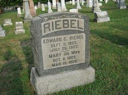 Edward C Riebel