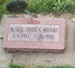 Sgt John Clarence Woods