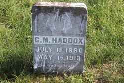 George Marshall Haddox