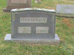 Bessie Elizabeth <I>Massengill</I> Dempsey