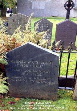 Mary Louisa <I>Wordsworth</I> Mair