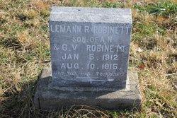 Lemann R. Robinett